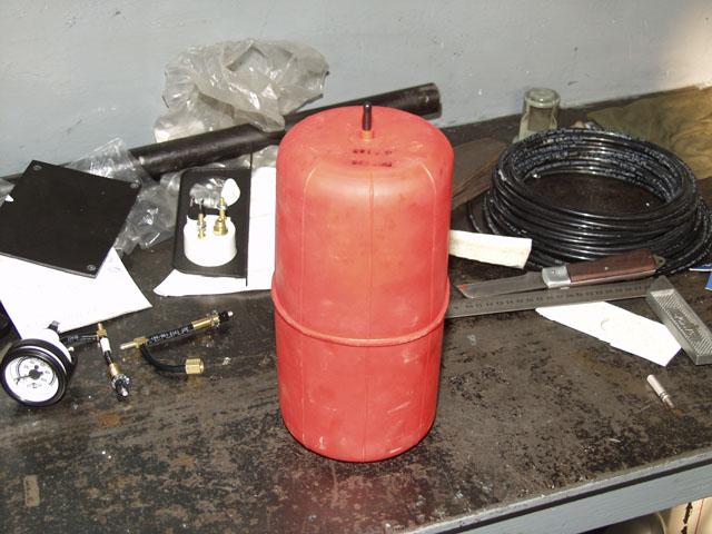 Пневмоподвеска из пожарного рукава своими руками 258